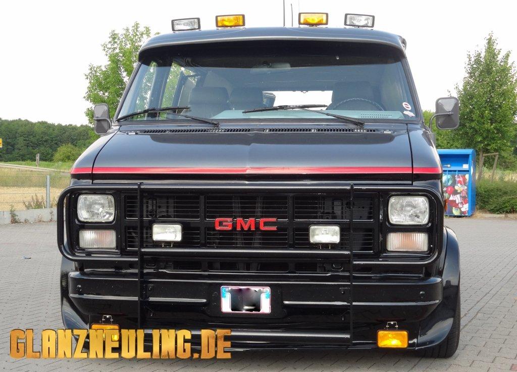 Hochzeitsauto Van Moviecar