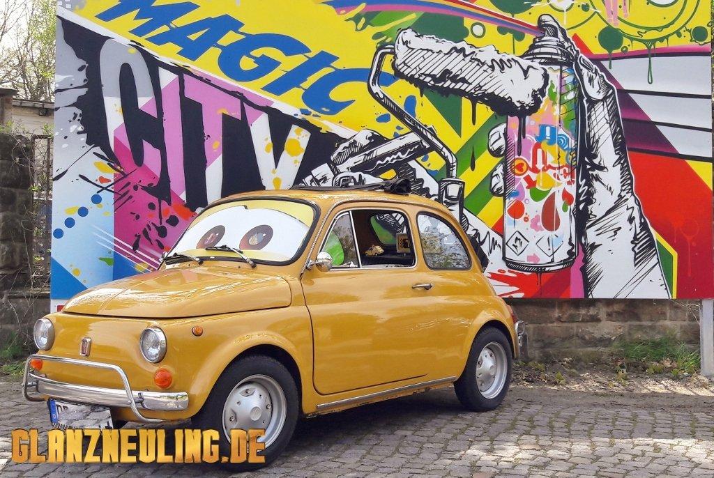 kleines FilmAuto Oldtimer mieten Sachsen, Dresden, Berlin, BRandenburg Görlitz