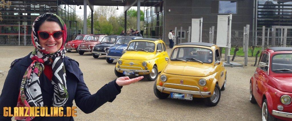 Fiat 500 mieten Radebeul, Pirna, Meißen, Dresden Sachsen