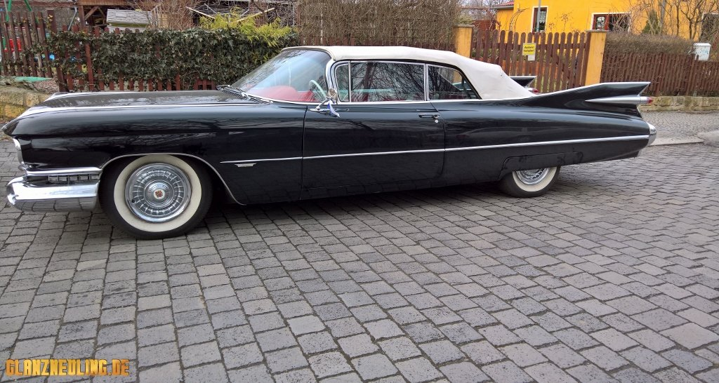 Classic Car Cadillac rent Dresden