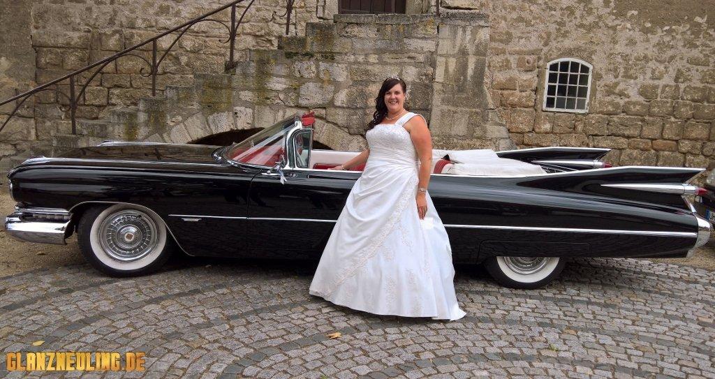 Hochzeitsauto Dresden mieten