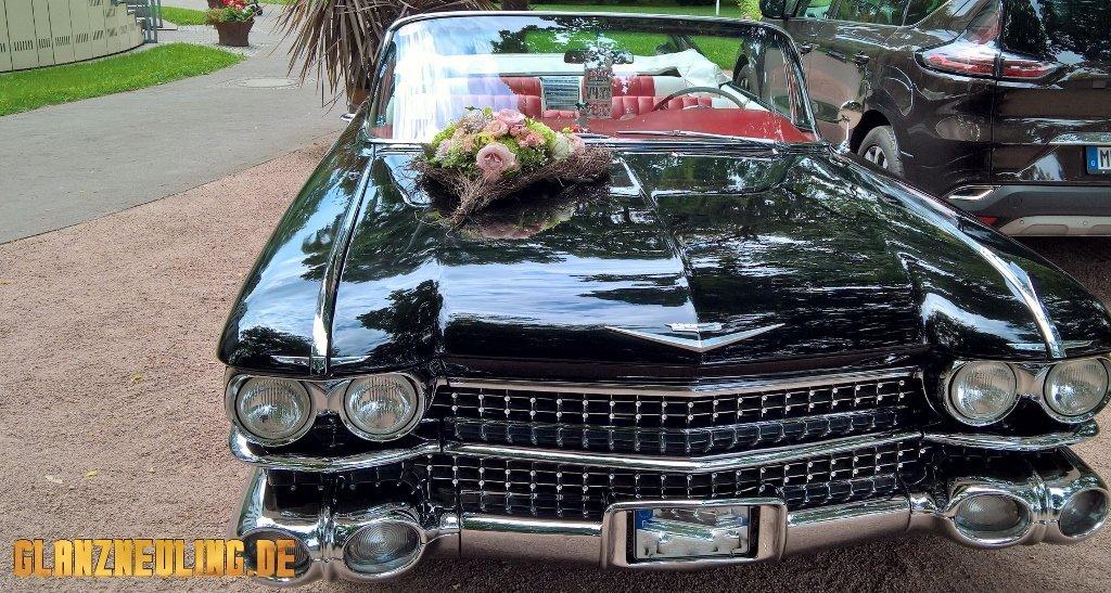 Hochzeitsauto UC Car mieten Dresden