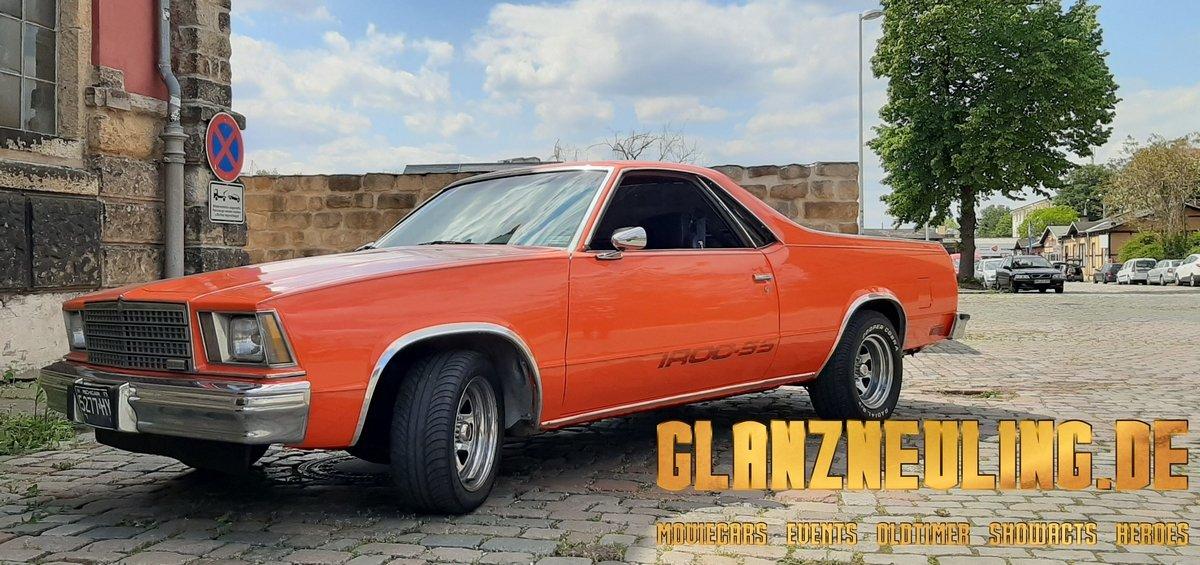 Oldtimer Chevrolet el Camino mieten