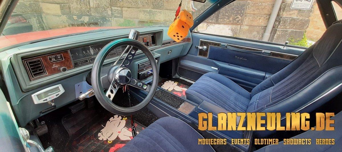 Chevrolet el Camino mieten fotoshooting