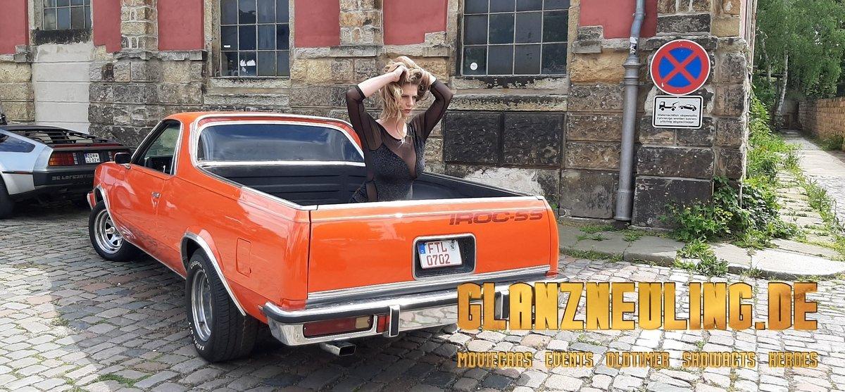 Chevrolet el Camino mieten filmaufnahmen