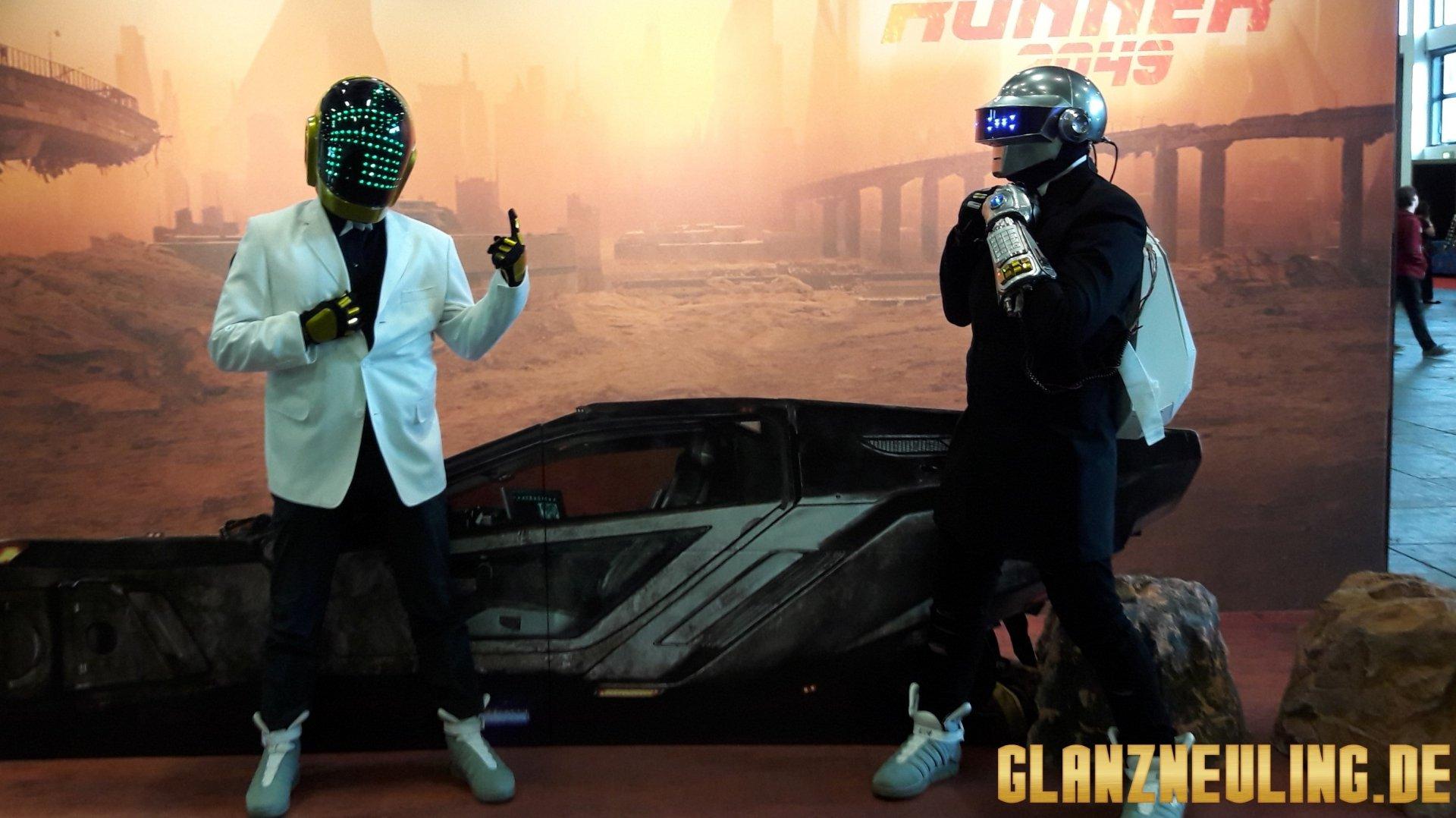 Daft Punk zum verwechseln ähnlich mieten bundesweit