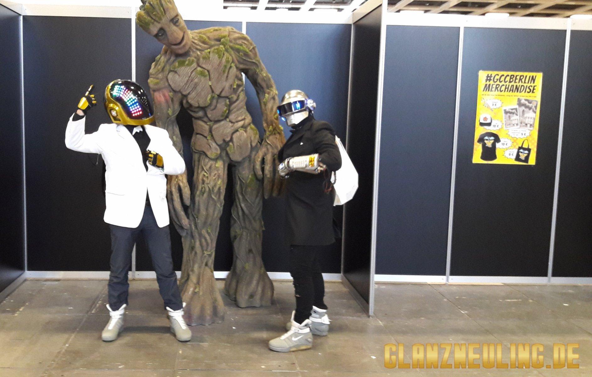 Human Robotics mit Groot unterwegs