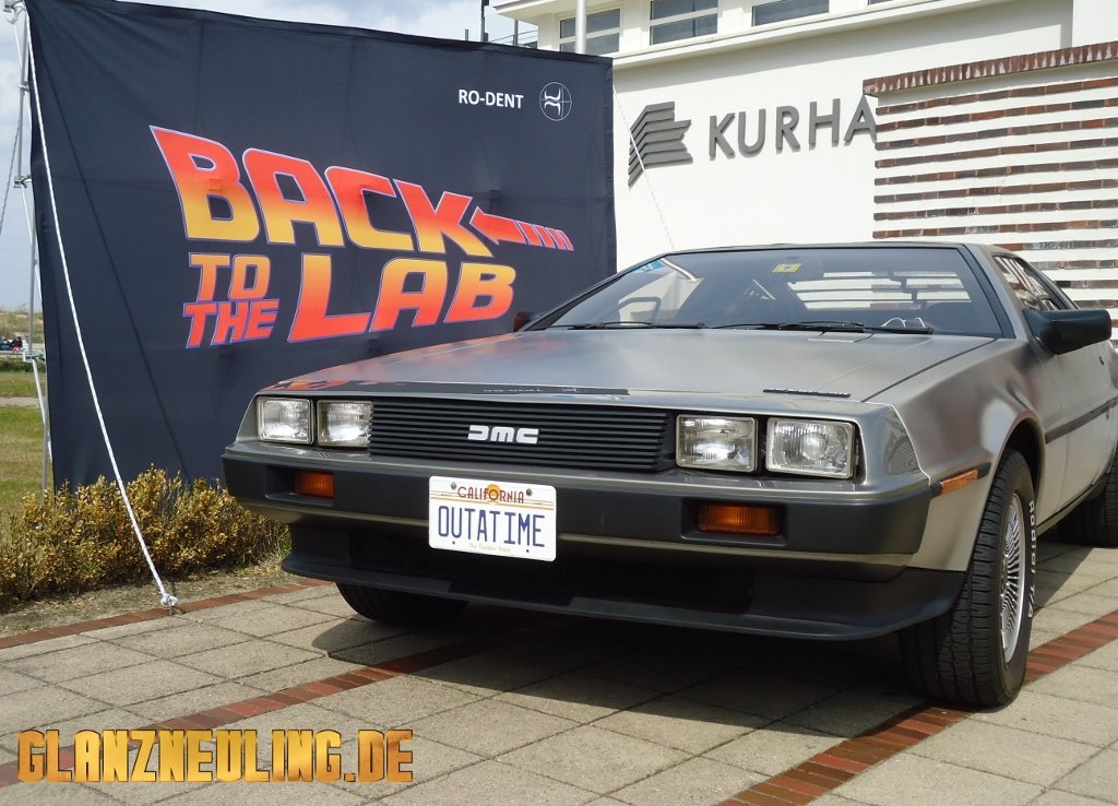 Back to the Future Style in Rostock