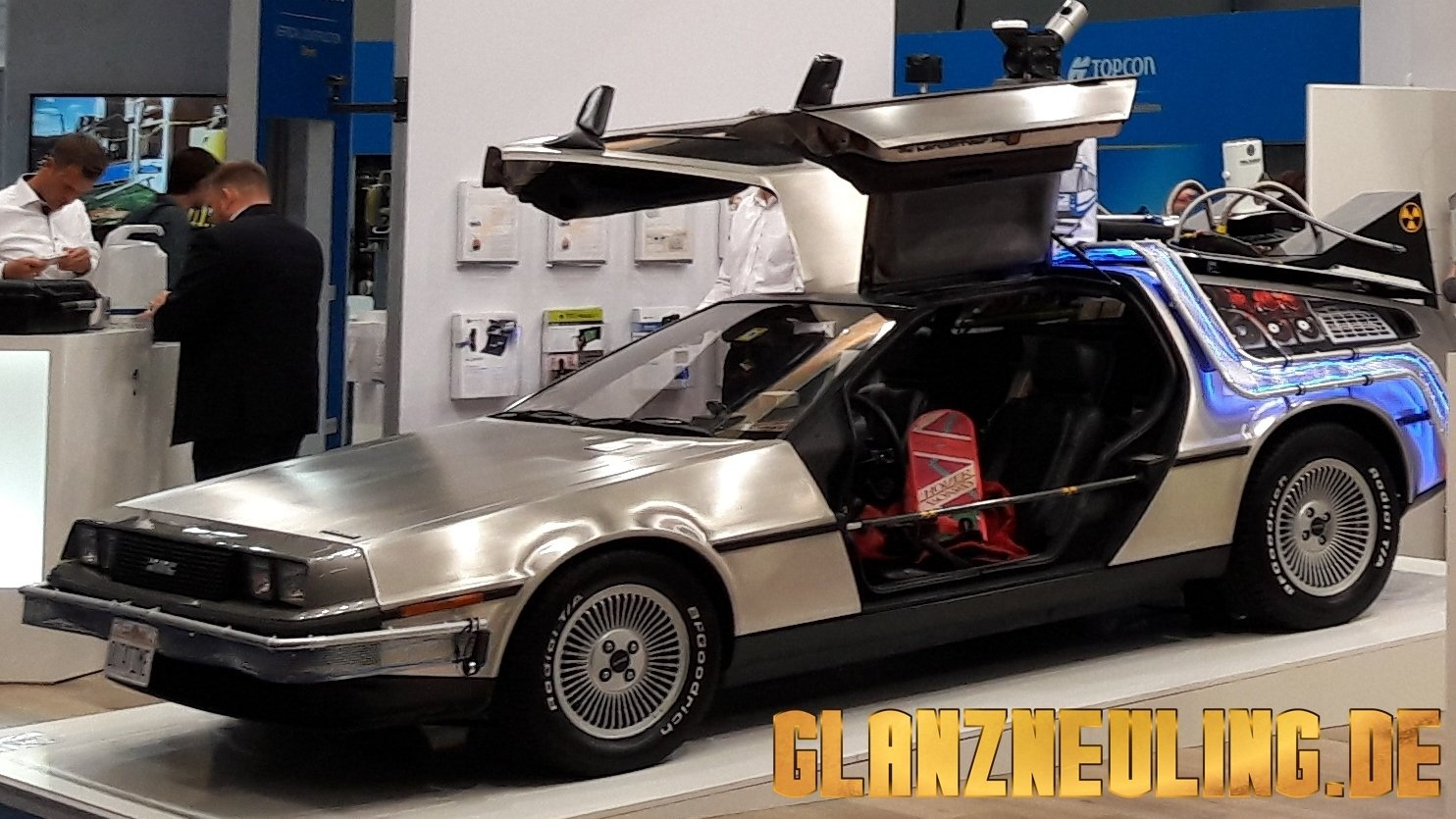 hire a Delorean germany