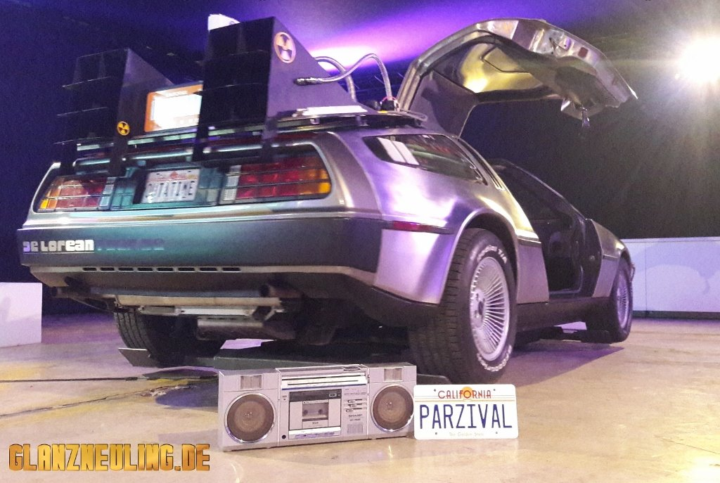 Delorean  Frankurt