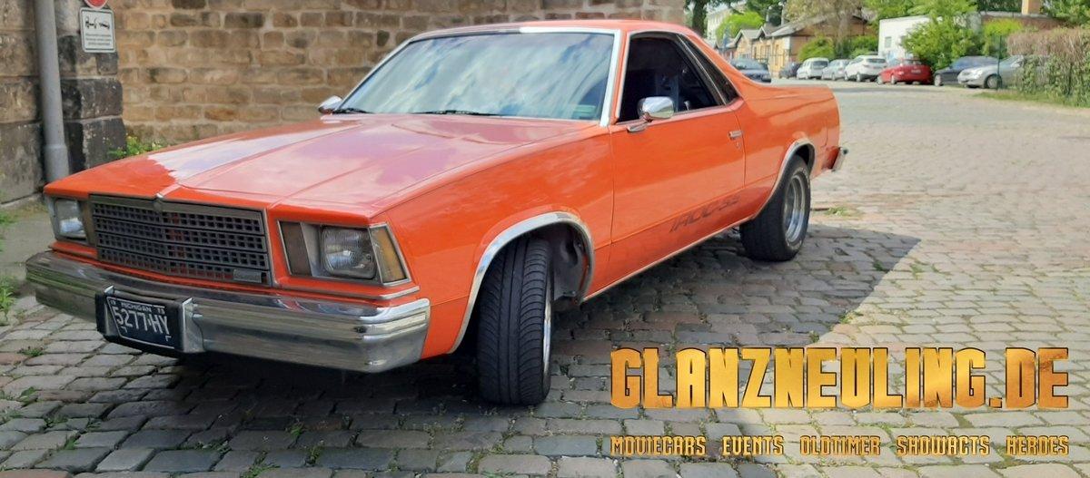 Chevrolet el Camino mieten