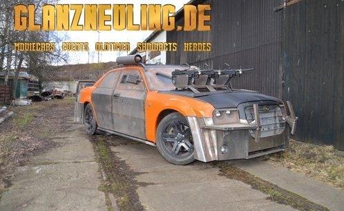 Moviecar Fury Race Zombie mieten