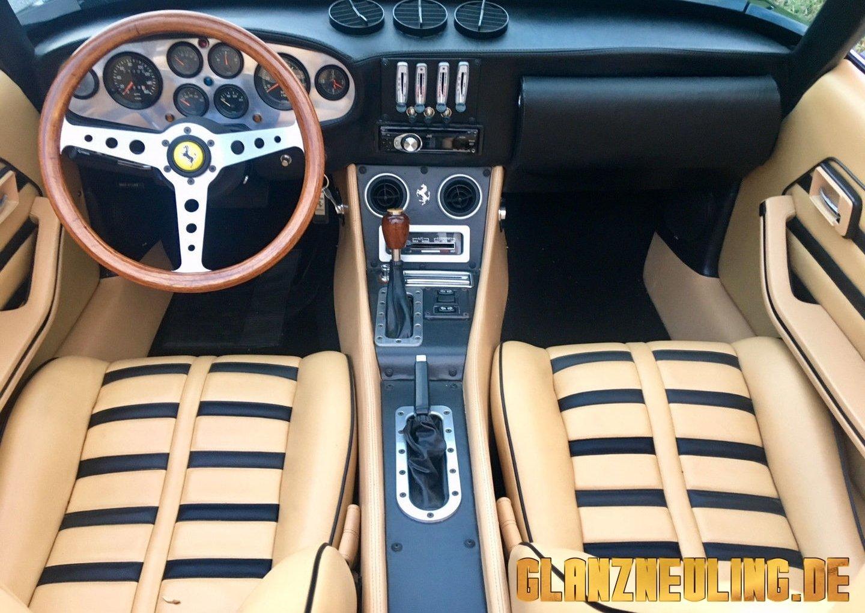 Ferrari Daytona Replica mieten