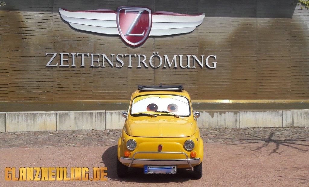 gelbes Auto mieten Sachsen, Dresden, Berlin, BRandenburg Görlitz