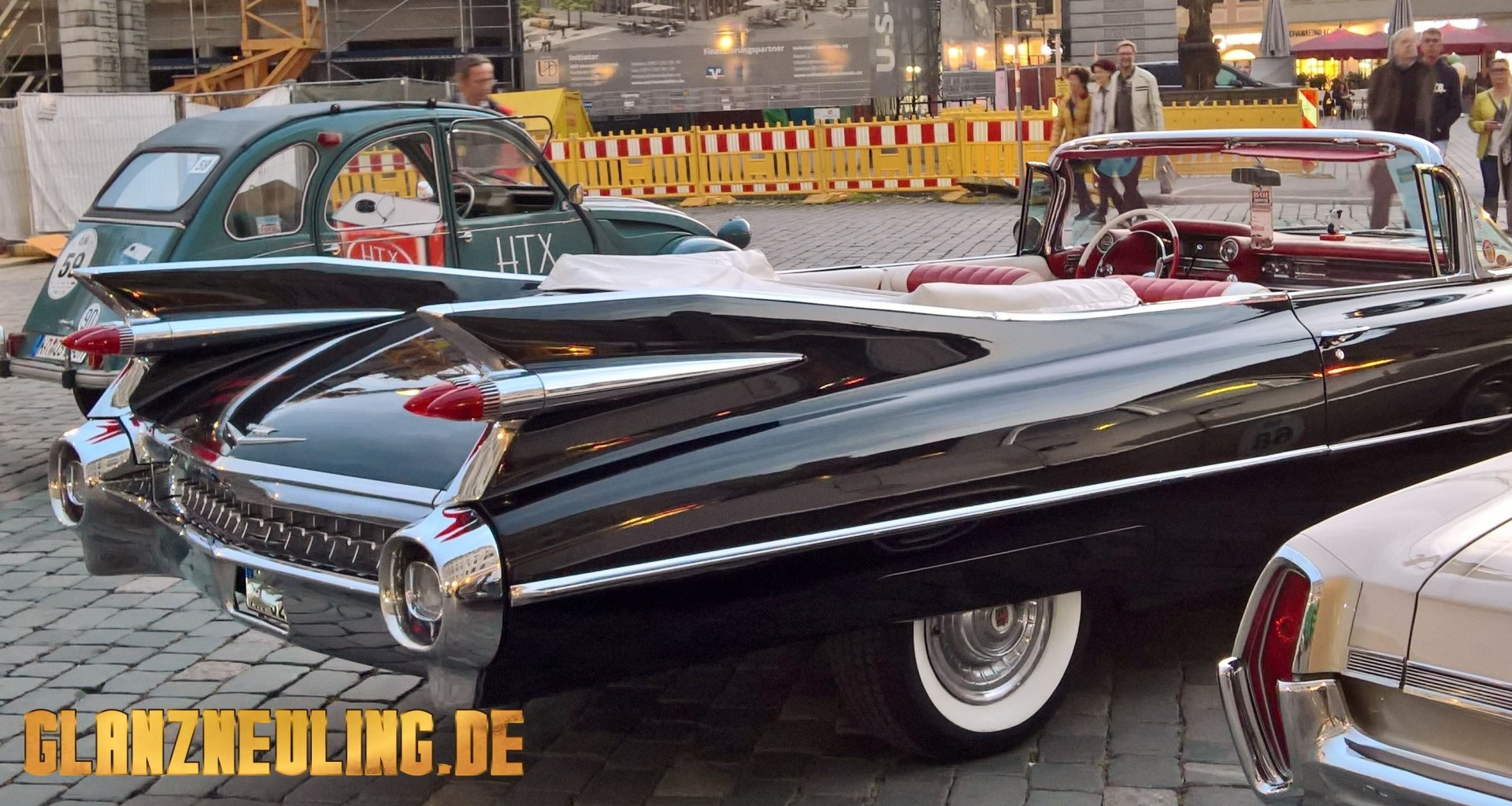 Cadillac mieten in Dresden