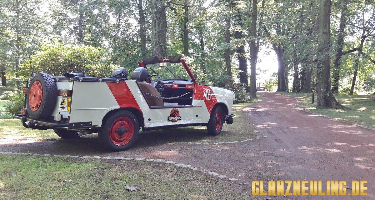ComicCon Fahrzeug mieten