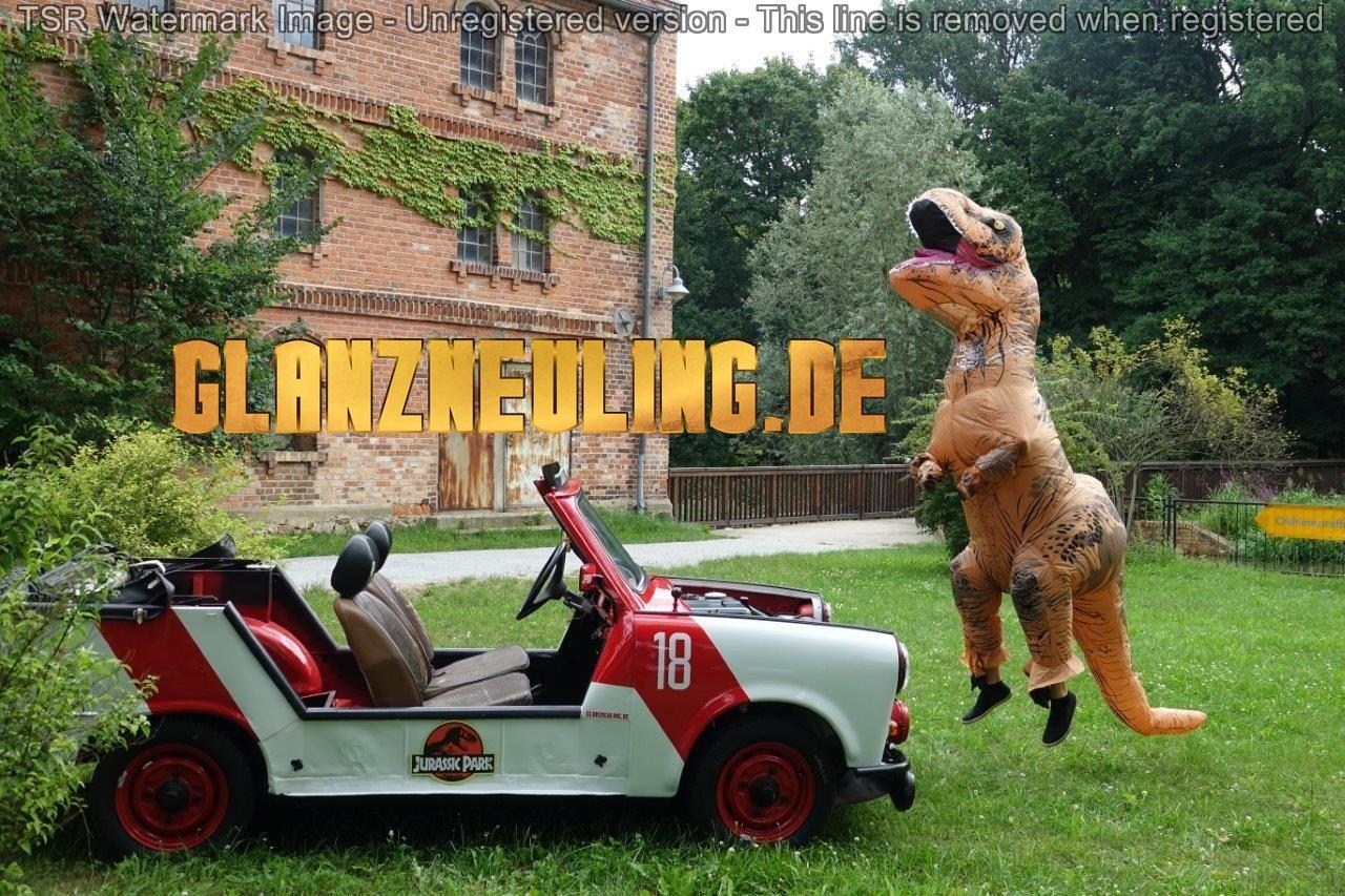 Dinosaurier mieten