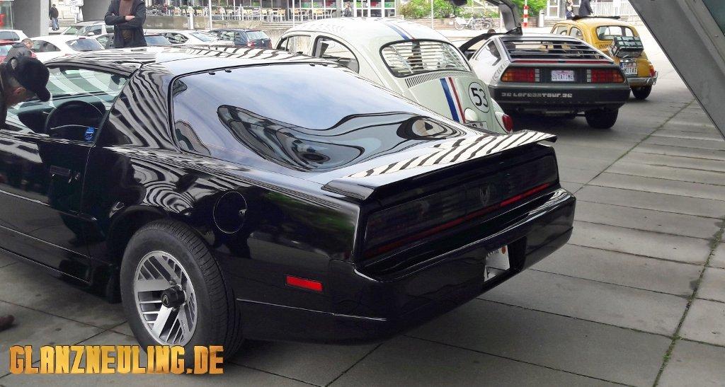 Knigt Rider, Herbie, Delorean DMC12, FIAT 500 mieten