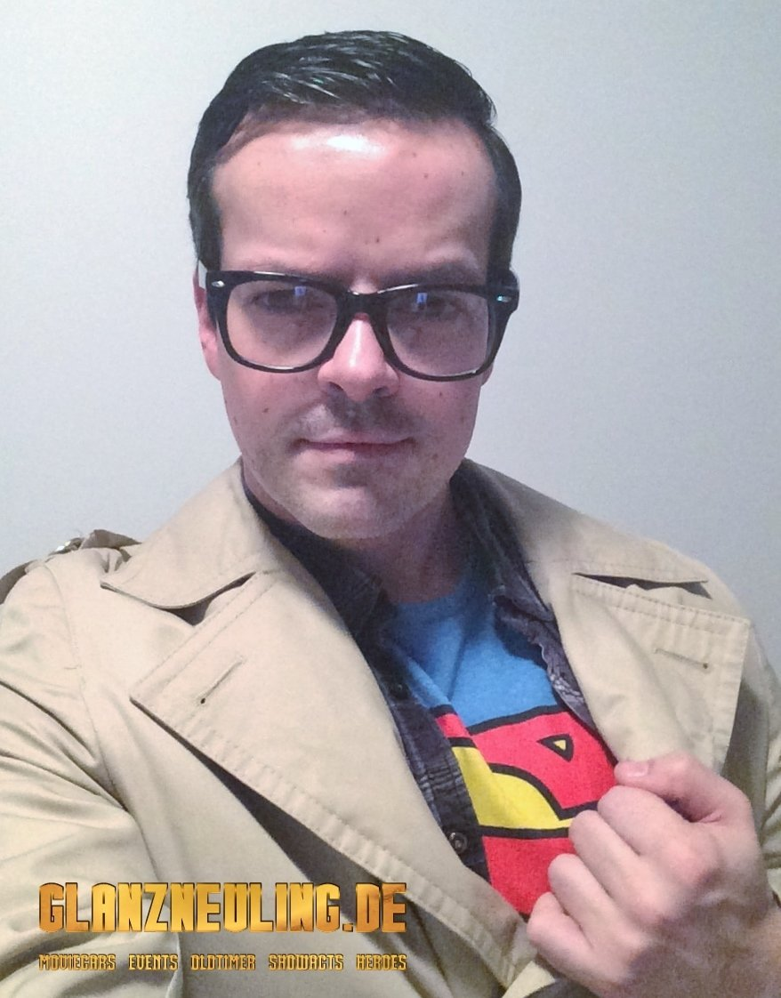 Clark Kent Double mieten