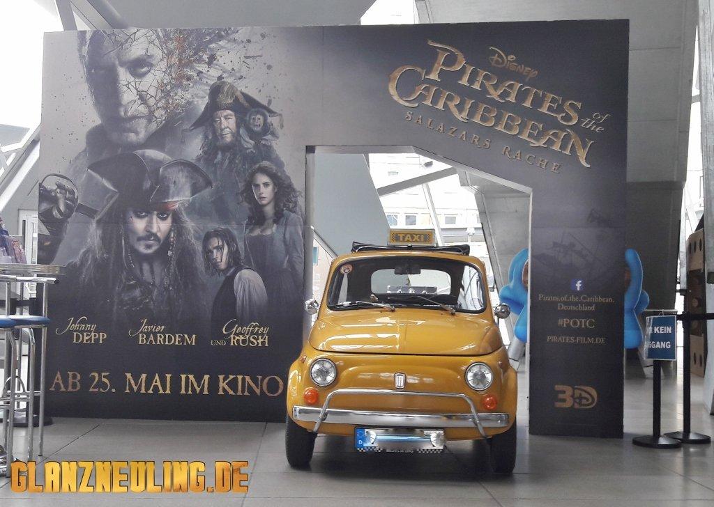 kleiner fiat 500 als Filmstar Auto Oldtimer Ausfahrt Dresden, Meißen mieten