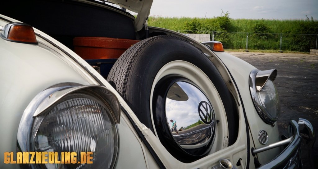 Schauen SIe Herbie mal unter die Haube