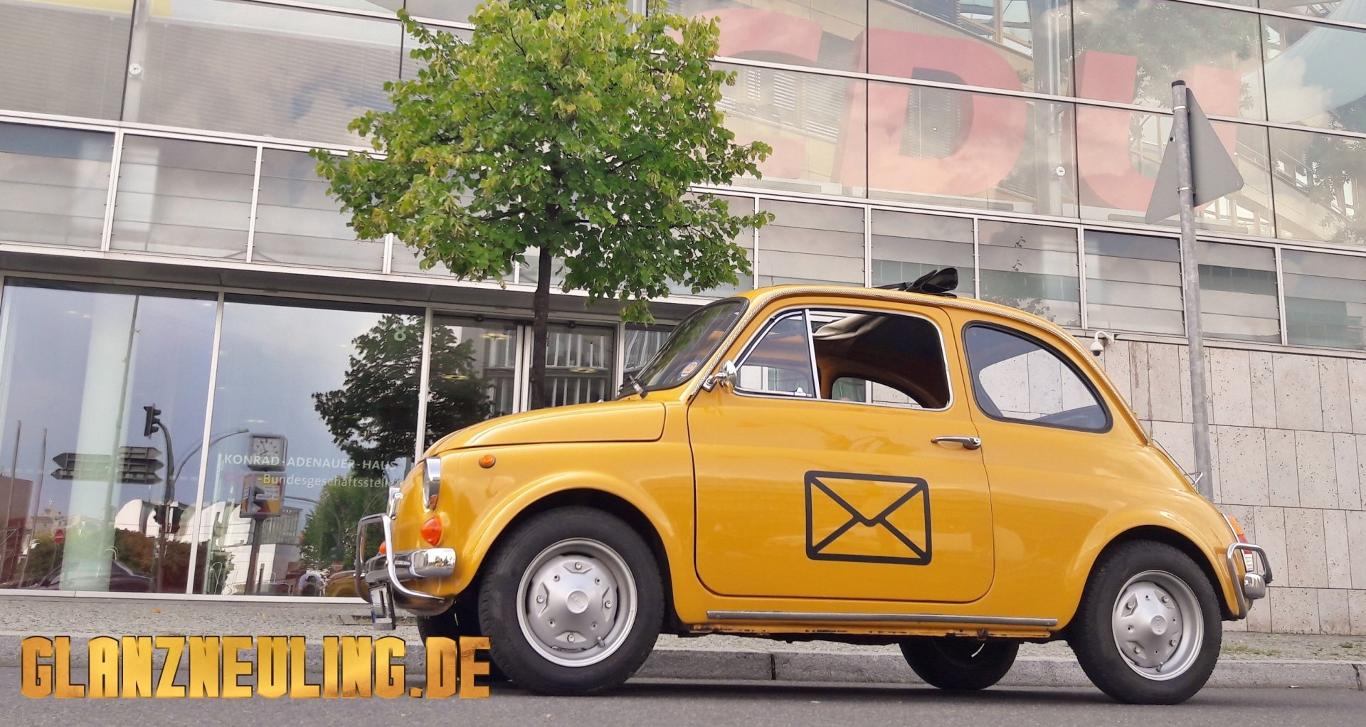 Videodreh, kleines Auto Oldtimer mieten Sachsen, Dresden, Berlin, BRandenburg Görlitz