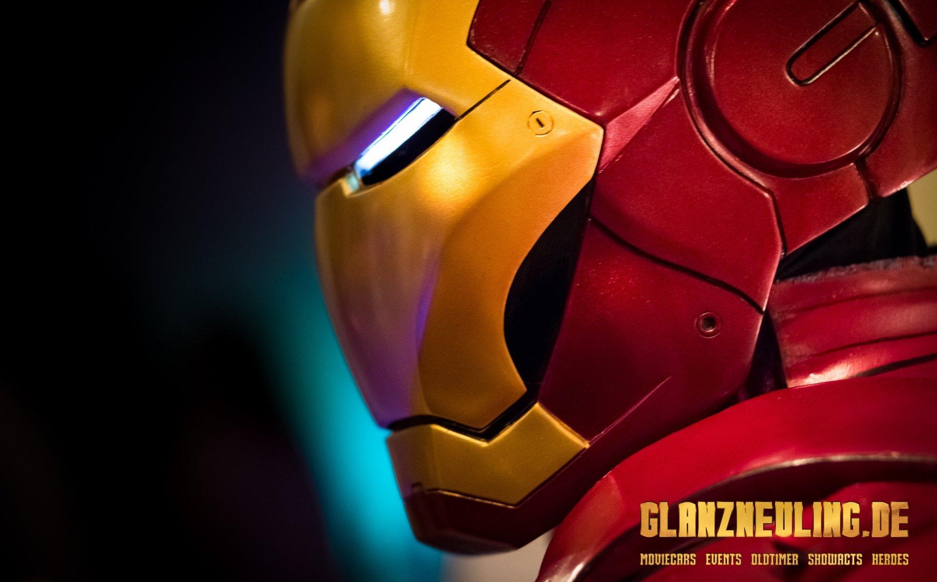 comic superheld mieten für shows und party iron