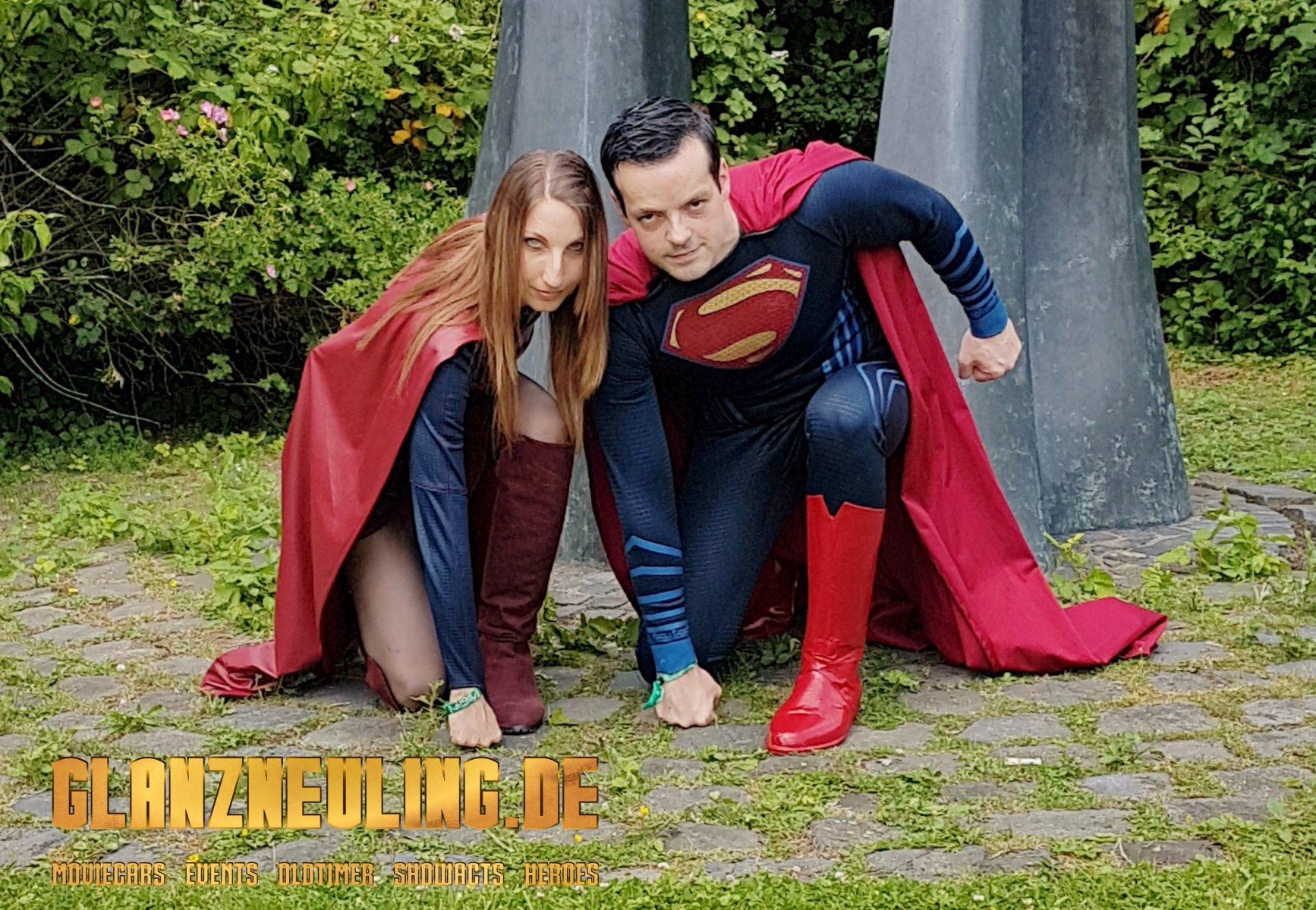 Superheld Double mieten