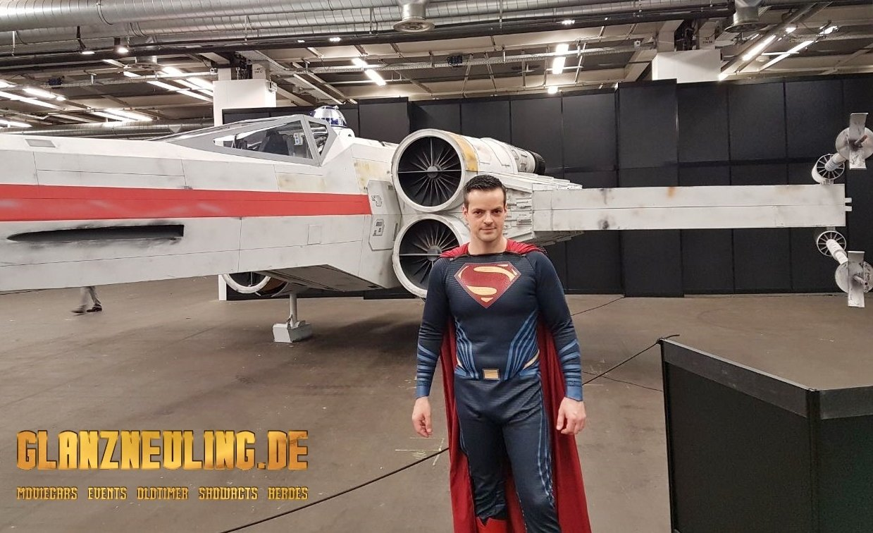 Superman Double Pantomime mieten
