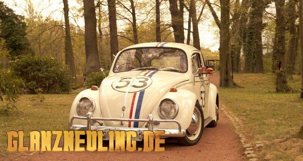Herbie mieten als Hochzeitsauto, Eyecatcher, Oldtimer in Dresden