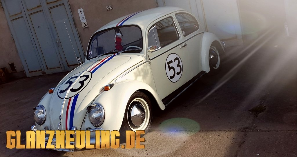 Filmauto Herbie mieten